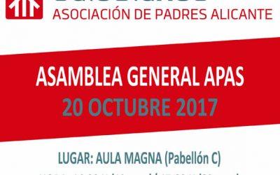 La Asociación de Padres celebra con éxito su Asamblea anual
