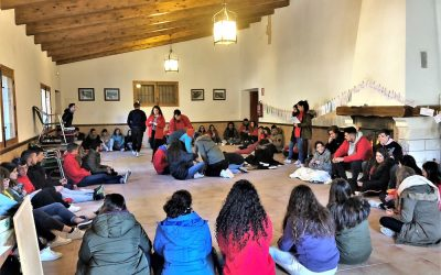 Los jóvenes de Tucumán 7 celebran la Pascua