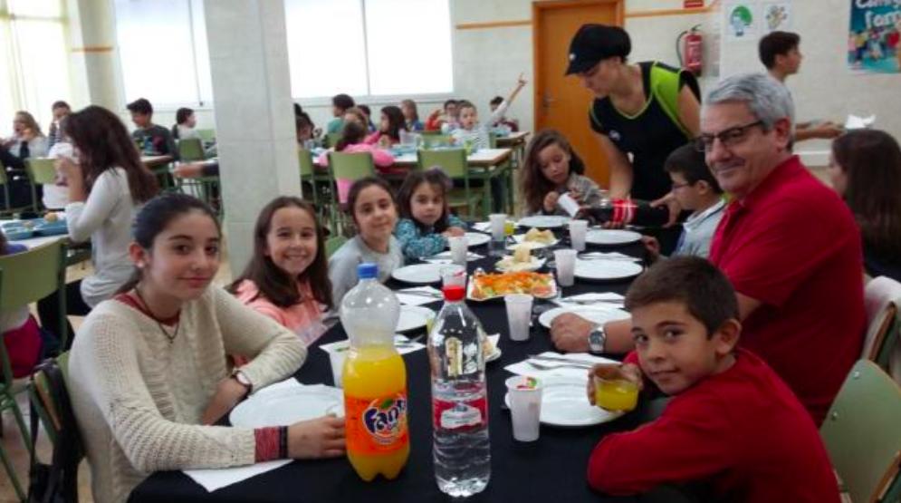 Servicio De Comedor Escolar Colegio Salesiano Don Bosco