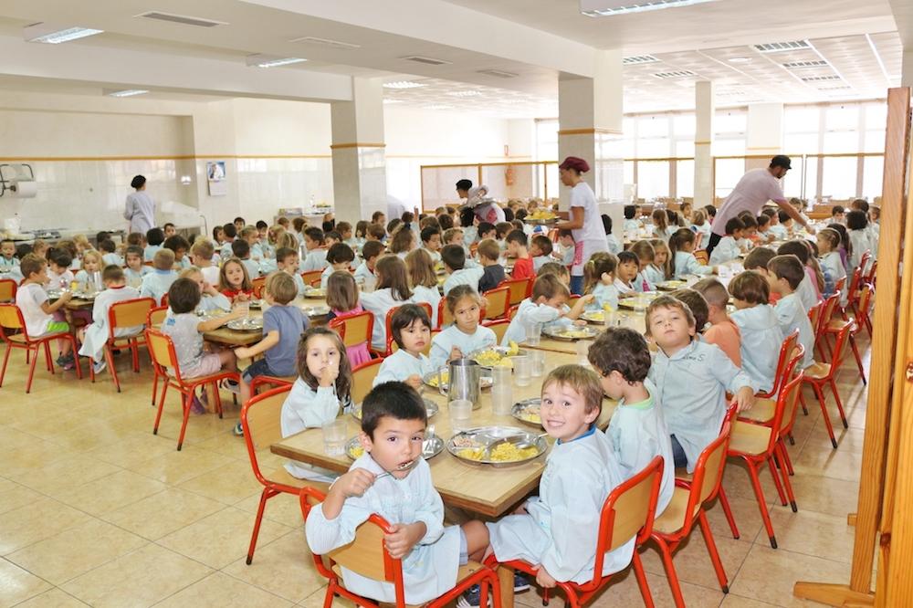 Servicio de comedor escolar colegio salesiano don bosco for Comedor de escuela