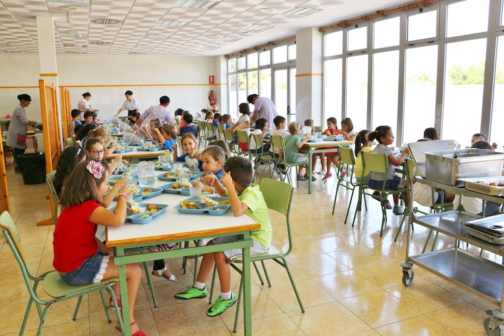 Servicio de comedor escolar colegio salesiano don bosco for Cafeteria escolar proyecto