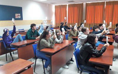 Clases culturales en inglés de desde 3ºde ESO a 1º de Bachillerato