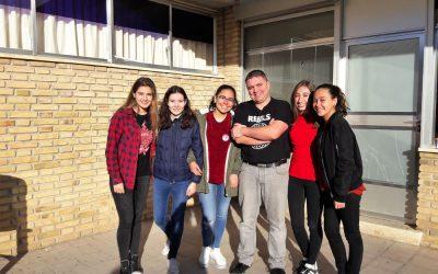 Alumna de Salesianos Don Bosco-Alicante distinguida con la Beca Internacional Amancio Ortega.