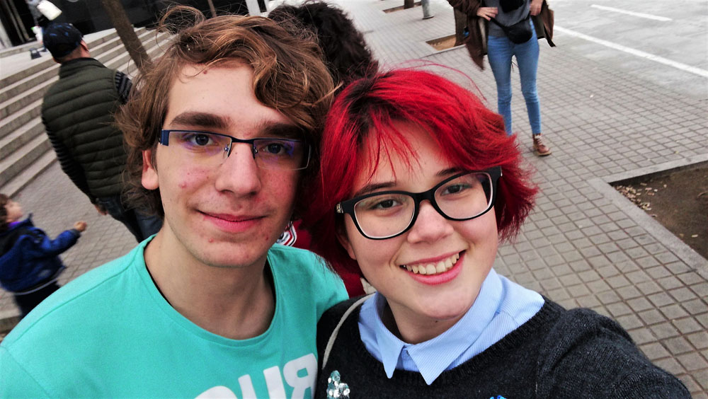 Dos alumnos de Salesianos Don Bosco en el 'Math Contest' de Barcelona