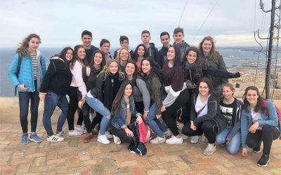 Intercambio con alumnos alemanes en 3º de ESO