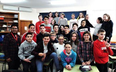 Asistentes de conversación en lengua inglesa en Primaria, Secundaria y Bachillerato