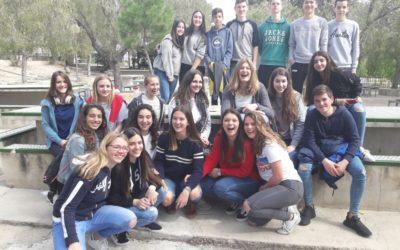 Se han realizado los preparativos para el Día de Europa en el colegio