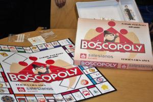 Una Familia Del Colegio Crea Sus Juegos De Mesa Colegio Don Bosco