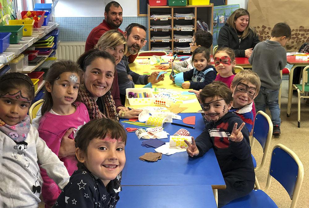 Fiesta de Don Bosco en el colegio