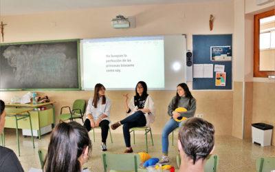 Gymkana artística en el colegio don Bosco