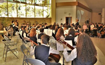 Hermanamiento musical entre el Instituto Estatal Cosenza-Zumbini de Italia y el colegio Don Bosco