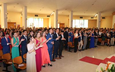 Fiesta de graduación de los alumnos de 2º de Bachillerato