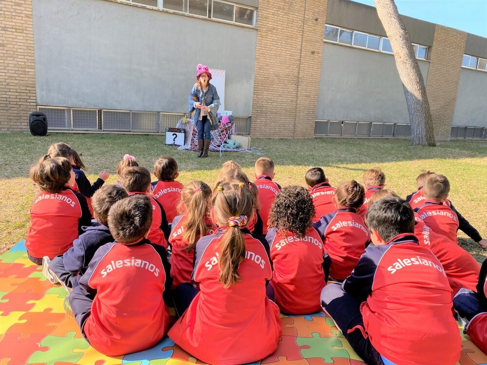 Incentivando el amor a la lectura en Infantil y Primaria