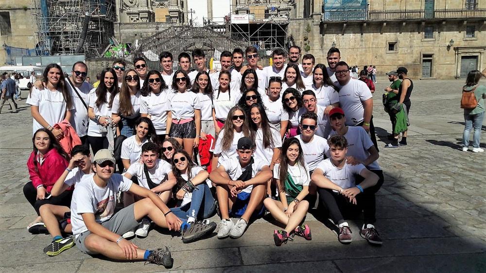 noticia_camino de Santiago_18_06_16_Los caminante llegan a Santiago_1-min