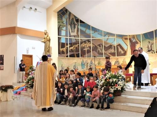 2019-04-21 | Comfya | Pascua familiar y juvenil