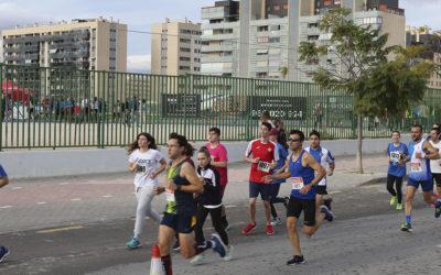 VI Carrera solidaria en la Fiesta de Juan Bosco