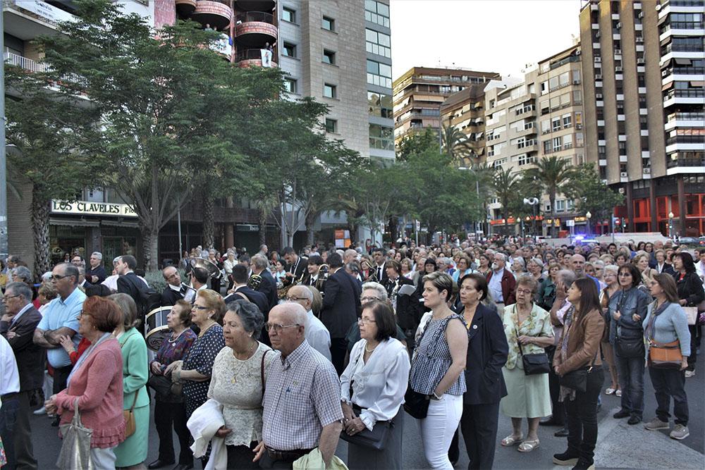 Fiesta de María Auxiliadora en la Parroquia