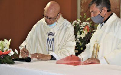 Don José Antonio Aguilera Pallarés, nuevo párroco de la parroquia María Auxiliadora