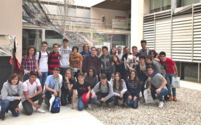 Visita a la Escuela Politécnica de la UA