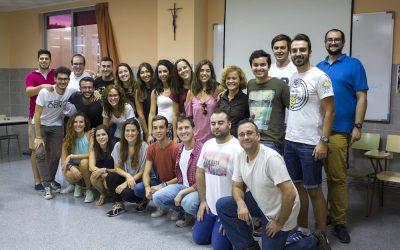 Catequistas del IEF proyectan el nuevo curso