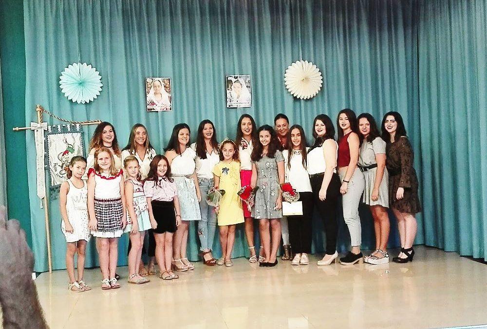 La Hoguera Don Bosco presenta a la Presidenta infantil y Banderín 2018