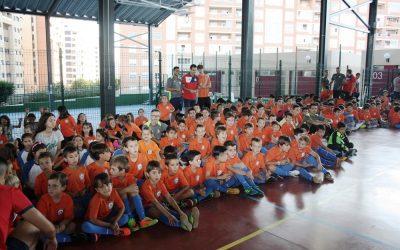 Presentación del Club Deportivo Salesiano