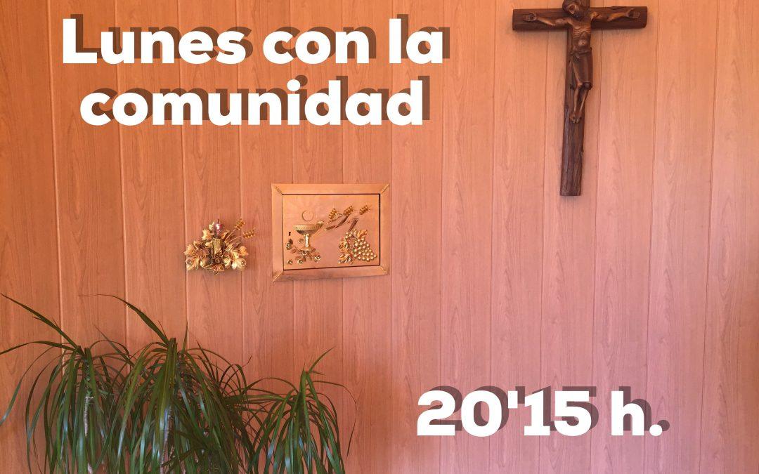 Los lunes con la Comunidad Salesiana