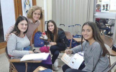 Proyecto de AMMA, Aula de Mamá Margarita, aula de estudio y apoyo y recreos activos