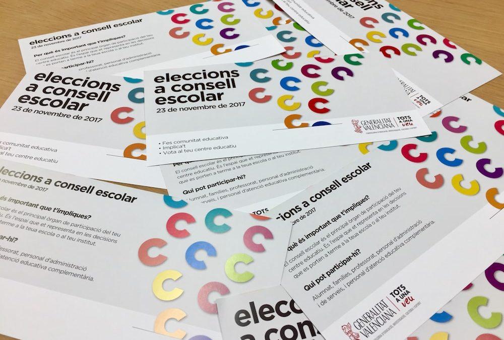 Elecciones al Consejo Escolar en nuestro colegio