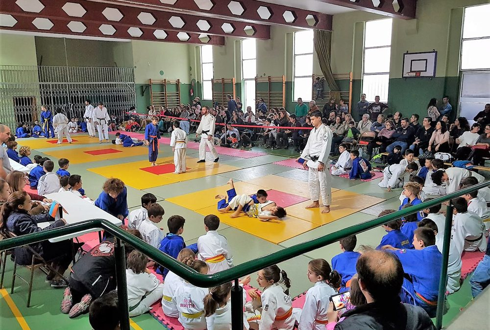 """Primer Trofeo  """"Club de Judo Chidaoba y Grupo Catania"""""""