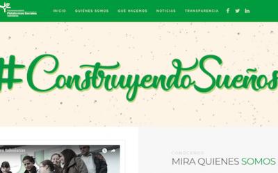Presentación de la nueva web de las Plataformas Sociales Salesianas