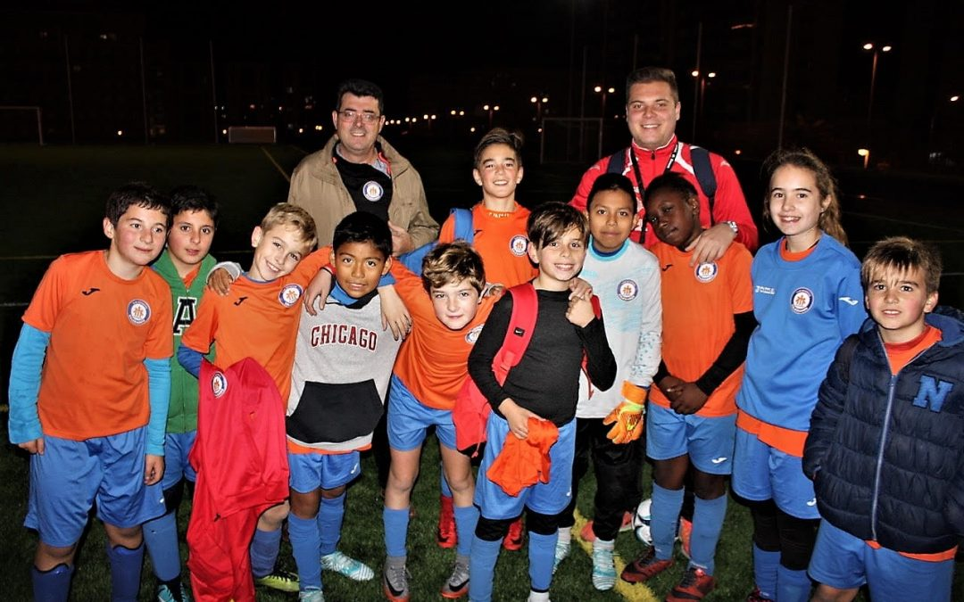 """"""" I Torneo Salesianos Christmas Cup"""""""