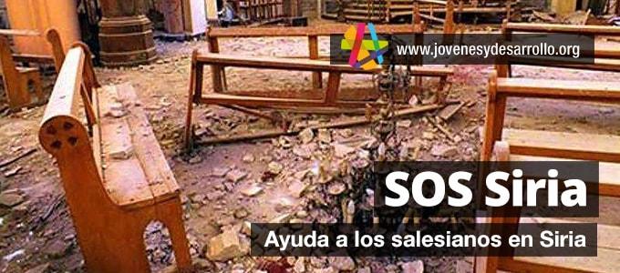 Banner SOS Siria 2015