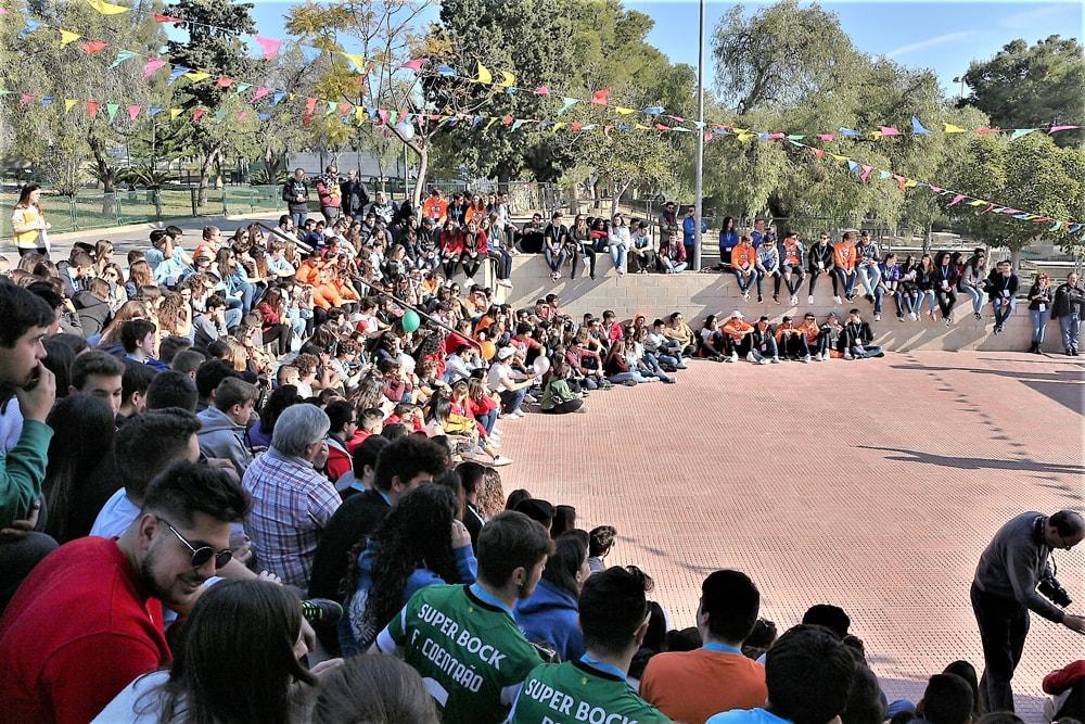 Campobosco en el Colegio salesiano Don Bosco de Alicante
