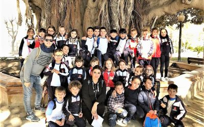 Salida cultural a parques y árboles de Alicante