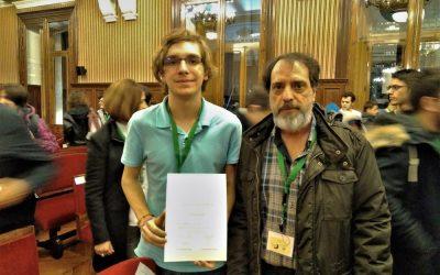 LIV Olimpiada Matemática Española fase Nacional