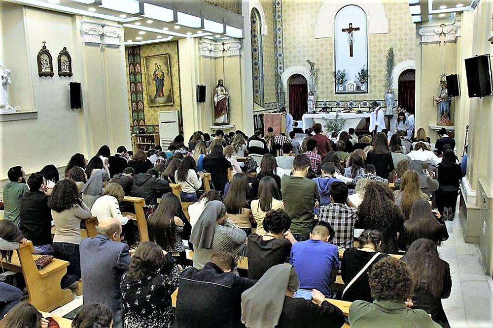 Salesianos de Damasco reabren su casa a los jóvenes