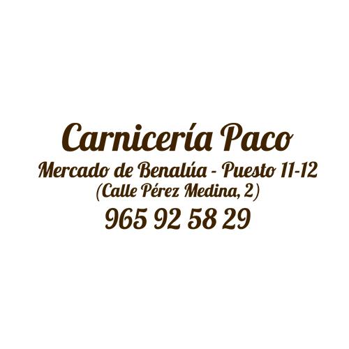 Carnicería Paco