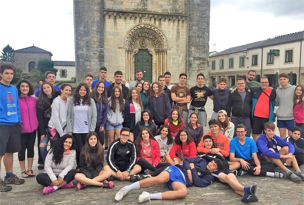 III Etapa del Camino de Santiago -12 de junio