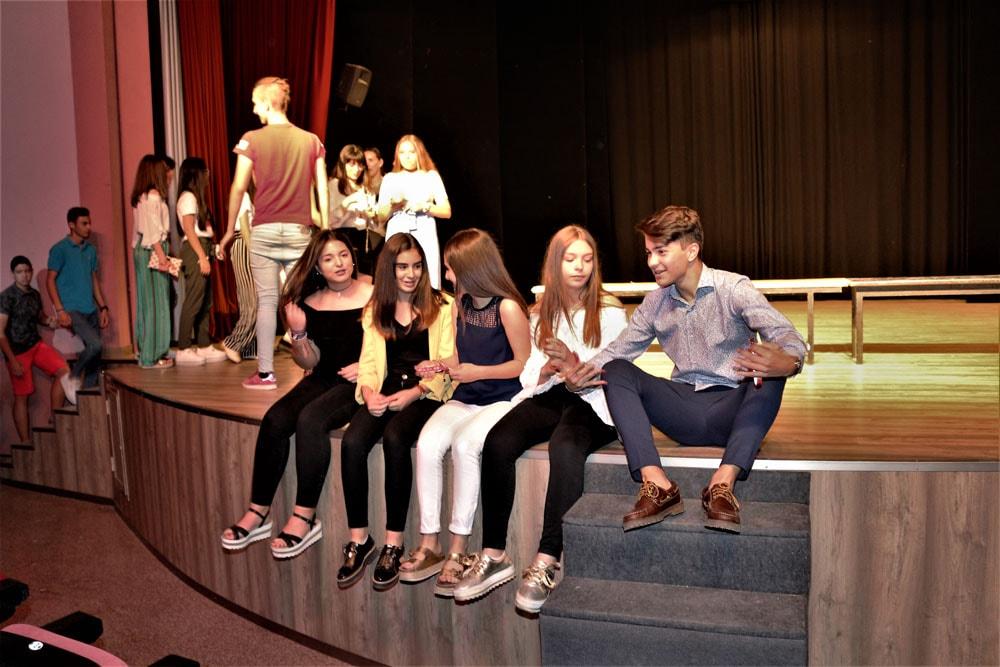 Los alumnos de 4ºde ESO despiden el curso