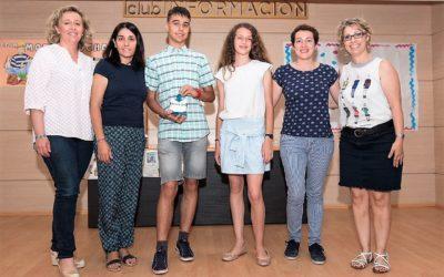 Alumnos de ESO premiados por sus maravillosos cuentos