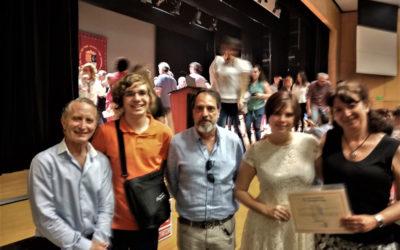 Siete estudiantes de Salesianos-Don Bosco premidados este curso en las Olimpiadas de la Universidad de Alicante