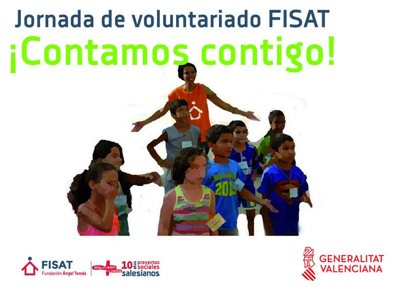 I Jornada del Voluntariado de FISAT