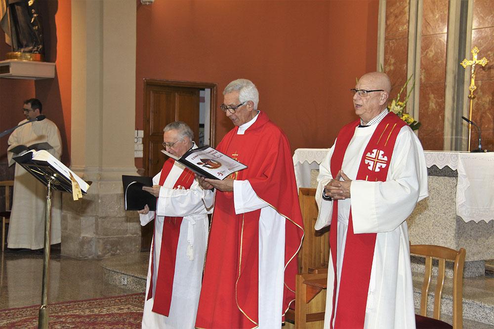 Confirmaciones en la Parroquia María Auxiliadora