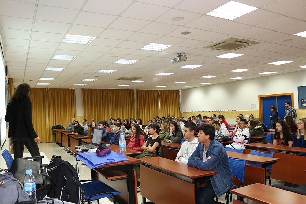 Cuarto de la ESO ante su futuro estudiantil | Salesianos Alicante