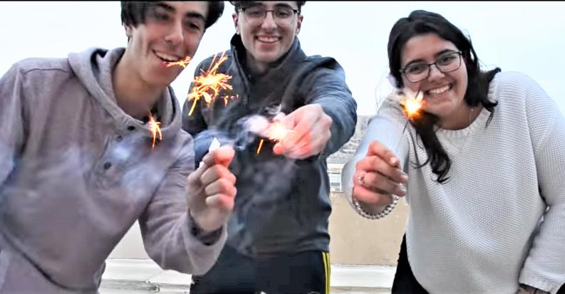 Alumnos de 2ºBTO participan en un concurso de divulgación científica