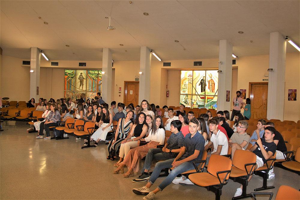 Los alumnos de 4º de ESO terminan la Secundaria obligatoria