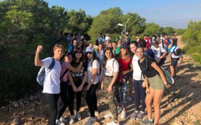 Los alumnos de 3º de ESO van de Tutoría