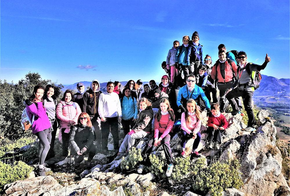 Primera ruta de Senderismo por tierras alcoyanas
