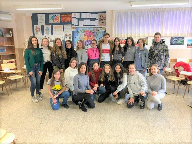 Formación de Mediadores en el colegio